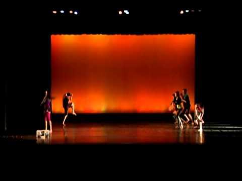 """Killjoys"" dance choreographed by Vanessa Small"