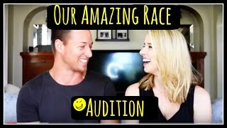 The AMAZING RACE SEASON 31 | Melissa & Brandon