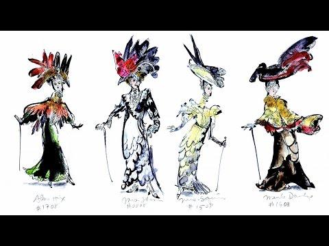 William Ivey Long, Broadway Costume Designer