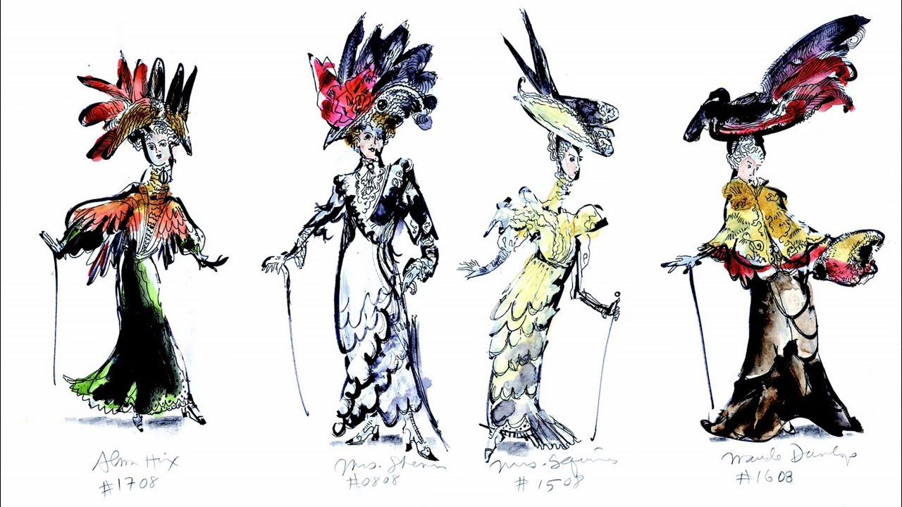 William Ivey Long Broadway Costume Designer Youtube