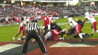 Army Football  Kelvin Hopkins Fifth Touchdown Run vs. Houston 12-22-18 419df0288