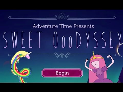 Adventure Time Presents – SWEET OooDYSSEY (Cartoon Network Games)