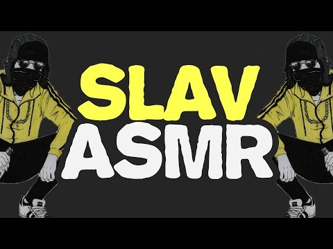 SLAV ASMR + Boris fan mail opening