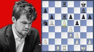 Carlsen's Croatian Crush - Carlsen  vs Vachier-Lagrave | Grand Chess Tour Zagreb 2019