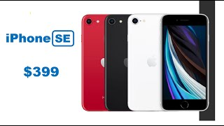 New Apple iPhone SE 2020 Review