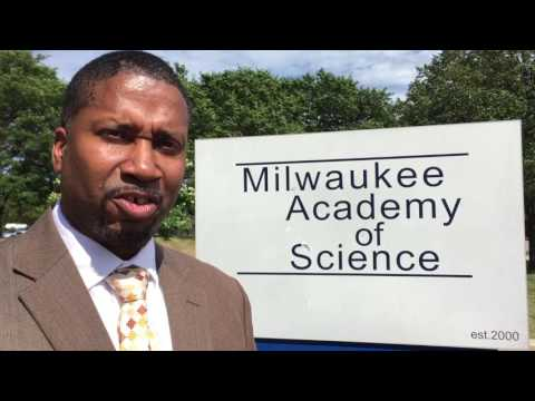 Get to Know the Near West Side- Milwaukee Academy of Science with President Anthony McHenry