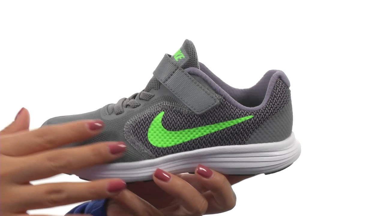 Nike Kids Revolution 3 (Little Kid) SKU:8621635