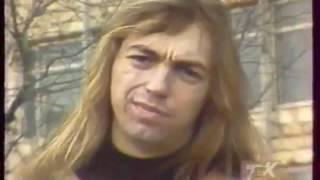 "Телепередача ""РОК-айленд ШОУ""  Минск 1993"