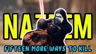 Fifteen more ways to kill Nazeem in Skyrim