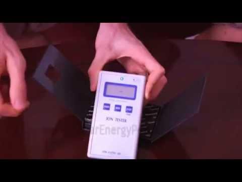 Quantum Pendant Test Demo - Scalar Energy Test
