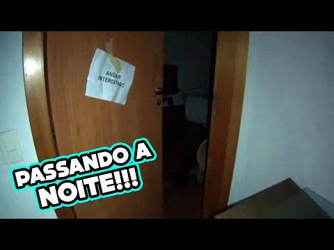 PASSANDO A NOITE NO APARTAMENTO MAL-ASSOMBRADO!! #ACasaDosFlop