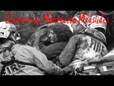 Californias Montecito Mudslides (U.S)