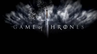 Game of Thrones : Opening - Version longue