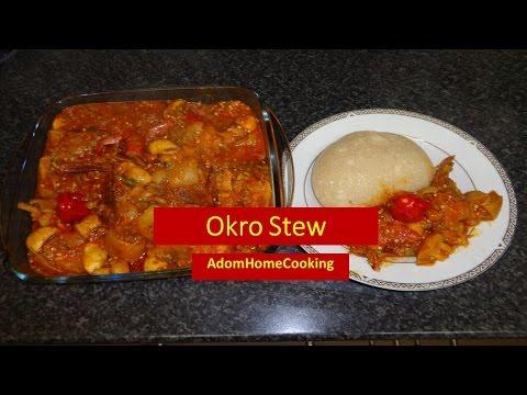 How To Prepare Okro Stew
