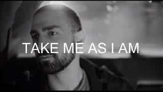 Tornike Kipiani - Take Me As I Am Lyrics / Eurovision 2020 Georgia/ მიმიღე ისეთი, როგორიც ვარ ტექსტი