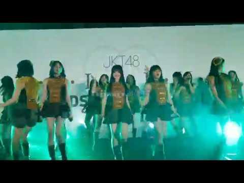 JKT48 - Part 1 mini concert @. HS Believe