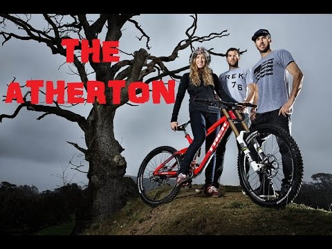MTB Legends: The Atherton