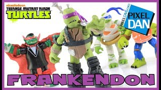 Monsters and MutantsQ Join Pixel Dan for a look at the new FrankenD...