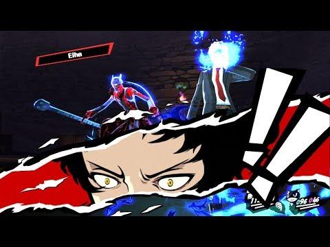 Persona 5 Adachi Mod (Teaser Trailer)