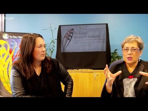 Tikanga Rangahau Webinar Series - Kaupapa Māori Methodology