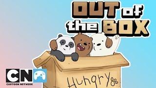 Wir' Nur Bären Aus der Box-Spiele | Spiele | the Danish Cartoon Network