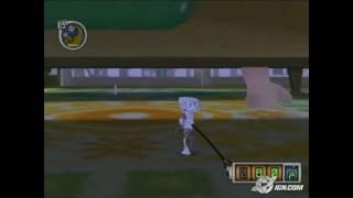 Chibi-Robo GameCube Gameplay - Run, run, run. Quickly.