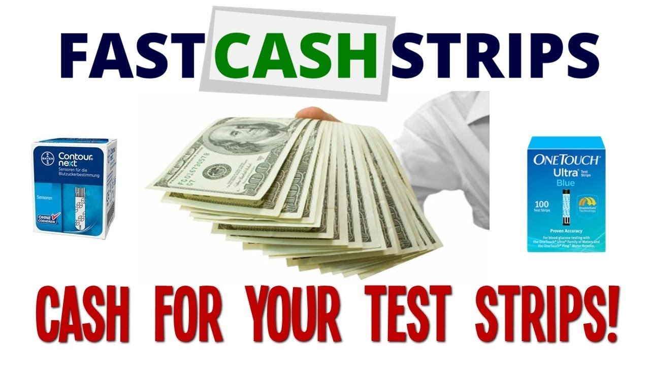 Sell Diabetic Test Strips for Cash | We Buy Your Test Strips for ...