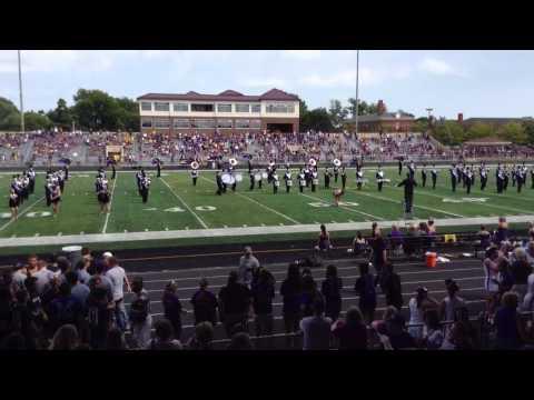 Mt Union Band Show