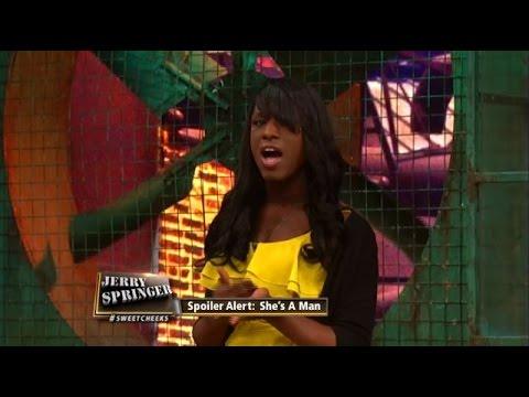 Spoiler Alert: She's A Man!!! (The Jerry Springer Show)