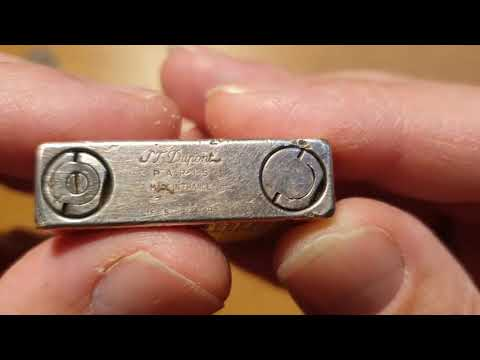 How To Tell a Fake ST Dupont Lighter Quickly and Easily Every Time