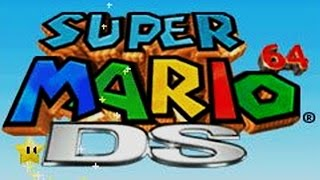 Super Mario 64 DS - Full Game …