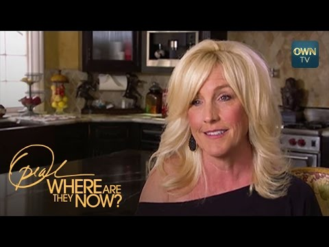 Erin Brockovich's First Meeting with Julia Roberts  Where Are They Now  Oprah Winfrey Network