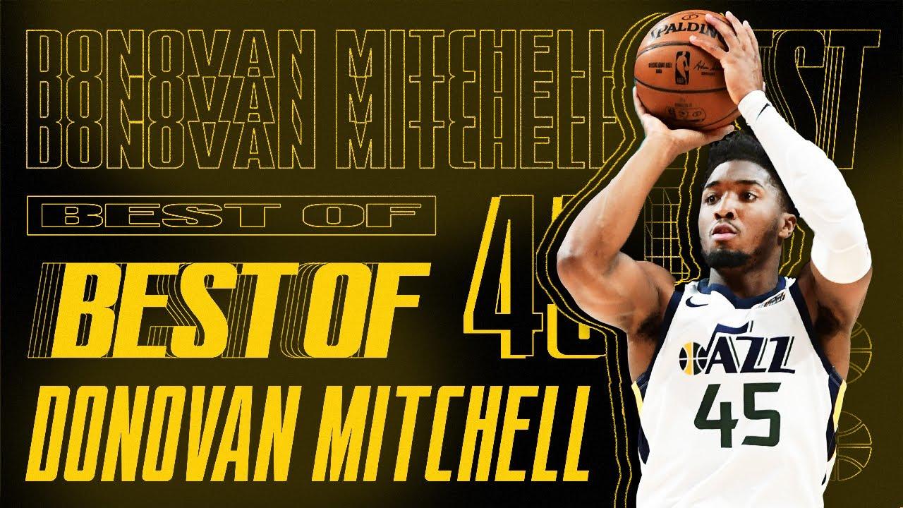 BEST OF DONOVAN MITCHELL 2020-21 Season | UTAH JAZZ