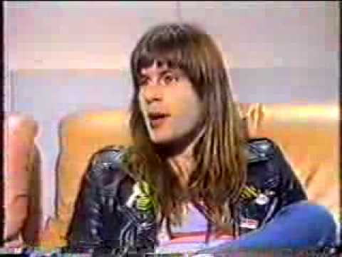 Iron Maiden - Sounds interview 1982