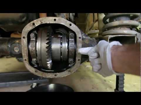 How-To Install an Electric Actuated Ox-Locker Part 1 of 2