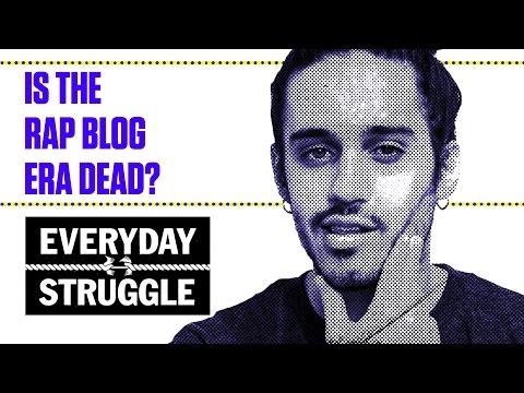 Is the Rap Blog Era Dead?