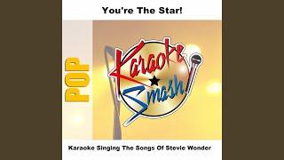 Shoo-be-doo-be-doo-da-day (karaoke-Version) As Made Famous By: Stevie Wonder