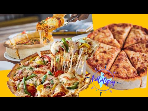 Mumbai, Chicago Style Pizza ||  The Food Story