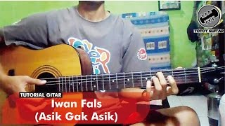 Video Tutorial Gitar | Iwan Fals - Asik Gak Asik download MP3, 3GP, MP4, WEBM, AVI, FLV November 2017