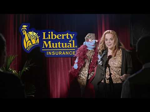 Ventriloquist - Liberty Mutual Insurance Commercial
