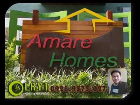 Quezon City Townhouse - Amare Homes