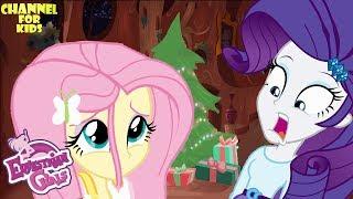 #Equestria Girls #My littel pony #Новогодняя елка. Новый год.