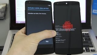 The EASIEST WAY To Root The Google Nexus 5!
