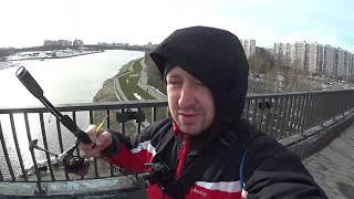 МОСКВА река РЫБАЛКА 2020 ПОПЫТКА ПОЙМАТЬ ОКУНЯ И СУДАКА