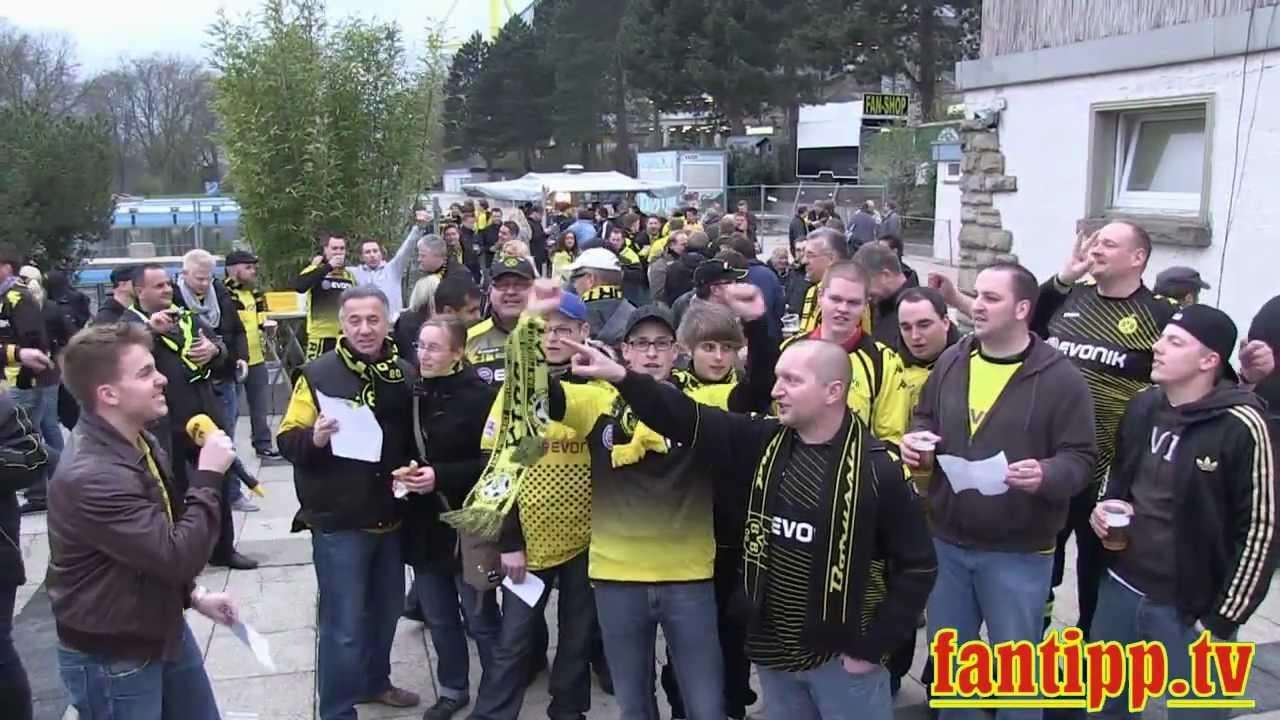 Fantipp Borussia Dortmund - VfB Stuttgart mit Meistersong Kandidaten