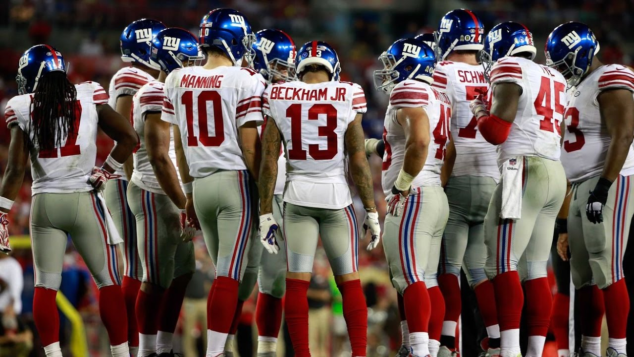 New York Giants Season Highlights 2016 weeks 10-17 - YouTube