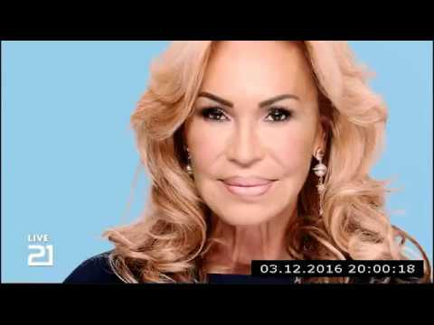 Ricarda M. bei Channel21 03.12.2016 Teil 1 - YouTube