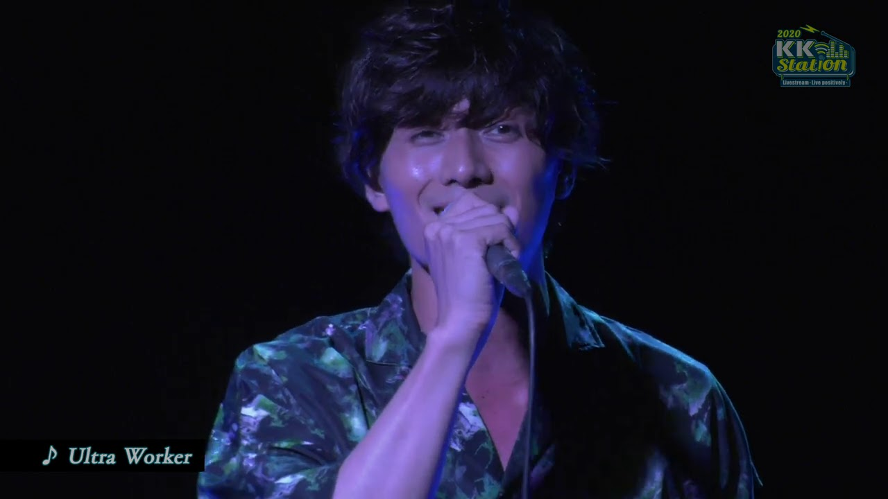 "Kazuki Kato Acoustic Live ""KK-station 2020"" Livestream August 7-8,2020 Digest video<J-LODlive Ver.>"
