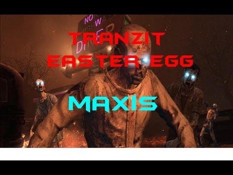 Zombies - TranZit Easter Egg Maxis (Torre de Blabla) - Tutorial (PT-BR)