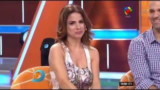 Marina Calabró promete hacer Intrusos en bikini